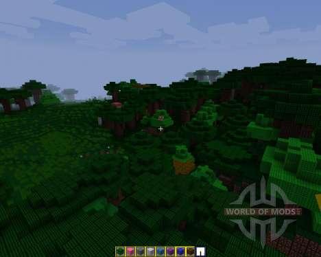 Lost Loki Texture pack [16x][1.8.8] für Minecraft