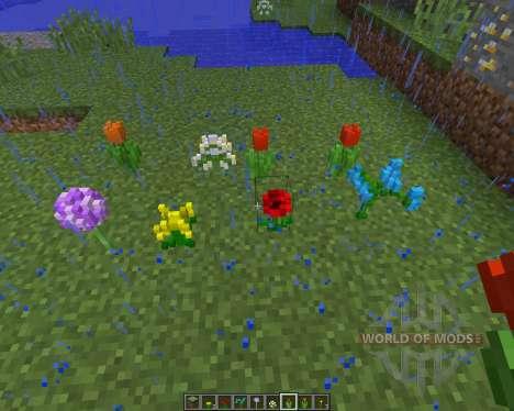3D NATURE PACK v2.2 [16x][1.8.1] für Minecraft