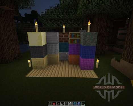 Lucidic [16x][1.8.1] für Minecraft