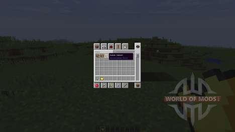 Cabinets Reloaded [1.8] für Minecraft