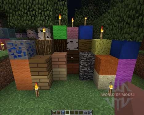 SimplisticTextures [32x][1.8.8] pour Minecraft
