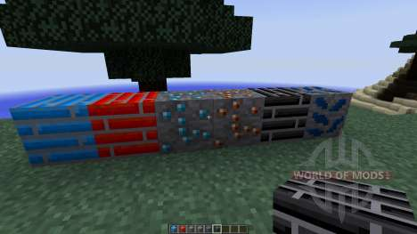 Fusion Warfare [1.7.10] pour Minecraft