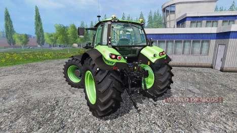 Deutz-Fahr Taurus pour Farming Simulator 2015