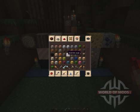 Chivalry Resource Pack [16x][1.8.8] pour Minecraft