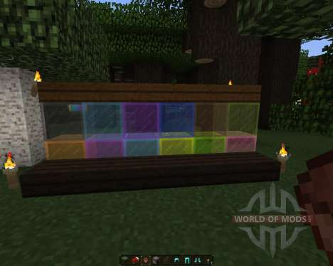 New Craft [16x][1.8.8] für Minecraft