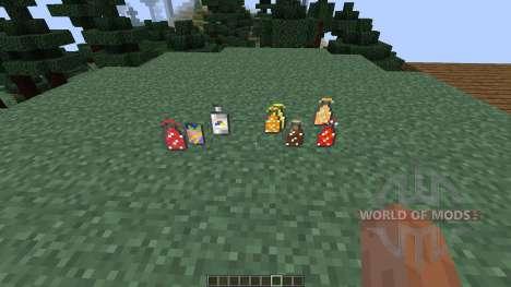 Soda [1.7.2] pour Minecraft