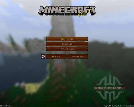 ZytroCraft [16x][1.8.1] für Minecraft