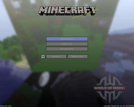 Simplisticism - Completely Finished [16x][1.8.8] für Minecraft