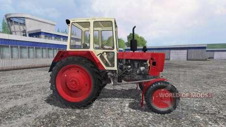 UMZ-CL pour Farming Simulator 2015
