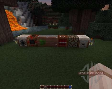Glendale 3D Blocks Resource Pack [32x][1.8.8] für Minecraft