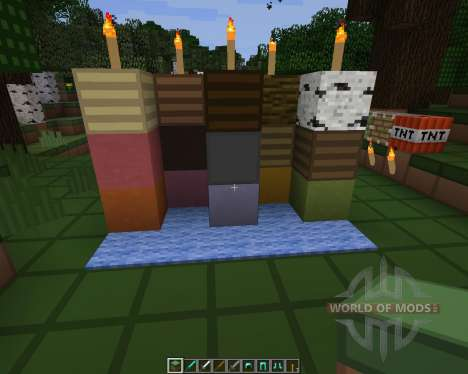 Out Open [16x][1.8.8] pour Minecraft