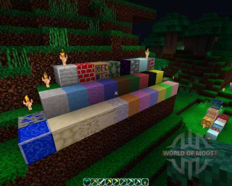Gitrus Basement Crystals [16x][1.8.8] für Minecraft