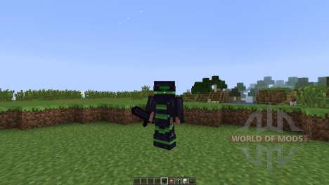 Ganys End [1.7.10] für Minecraft