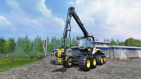 PONSSE Scorpion King v1.1 pour Farming Simulator 2015