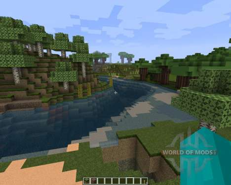 Sword In The Block Resource Pack [32x][1.8.8] pour Minecraft