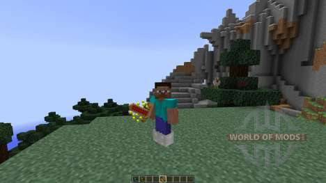 Pulga Mod [1.7.10] pour Minecraft