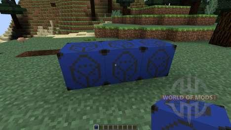 Chance Cubes [1.7.10] pour Minecraft