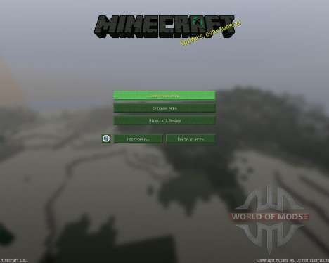 SaltCraft [32x][1.8.1] für Minecraft