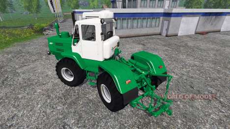T-150K grün für Farming Simulator 2015