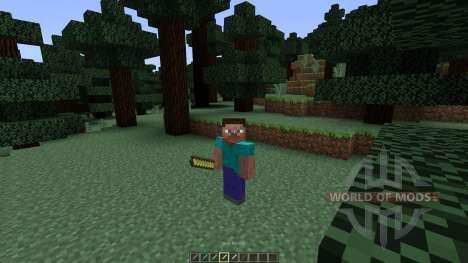 Machetes [1.7.10] für Minecraft