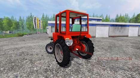 T-25A v2.0 für Farming Simulator 2015