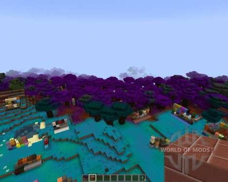 Faithful Reborn Animated Space Pack [64x][1.8.8] für Minecraft