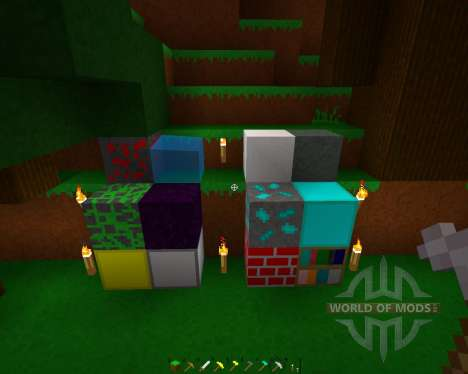 Simply Put - A Smooth [16x][1.8.8] für Minecraft