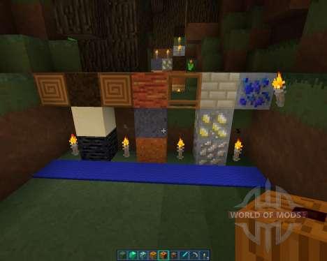 Brandcraft 10 [16x][1.8.1] pour Minecraft