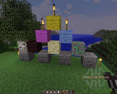 Abyssus Texture Pack [16x][1.8.8] pour Minecraft