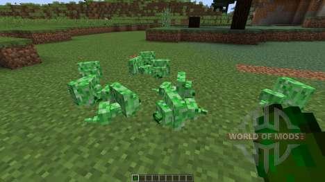 Creepermite [1.8] für Minecraft