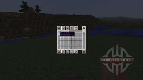 Throwable Torch [1.7.10] pour Minecraft