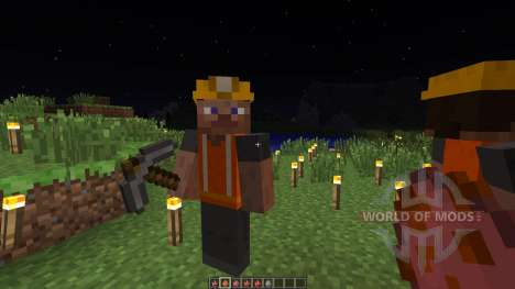 Mo People [1.5.2] pour Minecraft