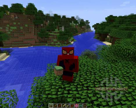 Civil War Resource Pack [64x][1.8.8] pour Minecraft