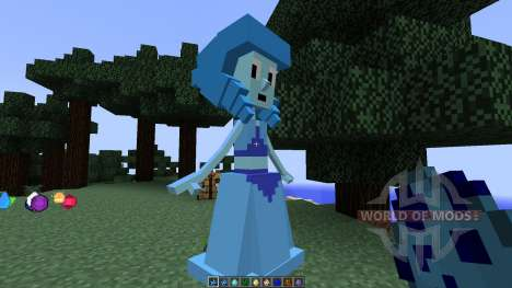 Steven Universe World [1.7.10] für Minecraft