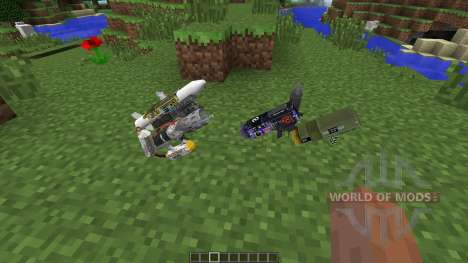 Rival Rebels [1.7.10] pour Minecraft