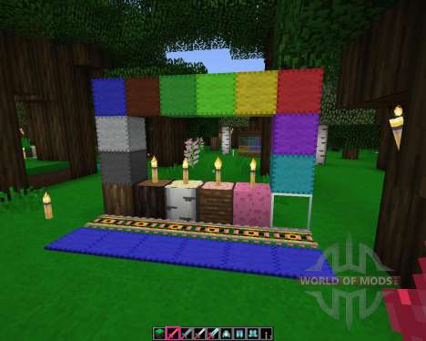 Qtpies Cheerful Pack [16x][1.8.8] pour Minecraft