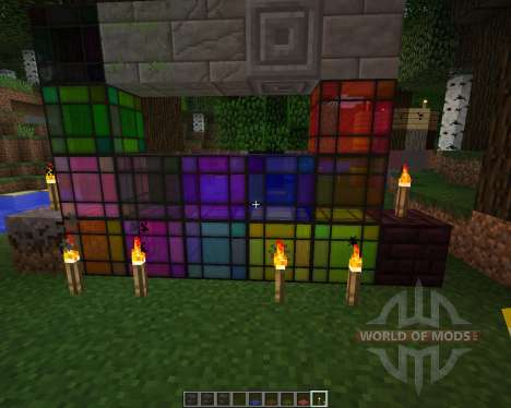 Lithos: Luminous Add-on [32x][1.8.1] für Minecraft