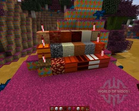 Candylicious [16x][1.8.1] pour Minecraft