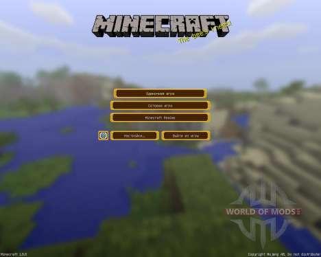 Deep Sea Pixels [16x][1.8.8] für Minecraft