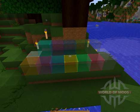 The Golden HD Resource Pack [32x][1.8.8] für Minecraft