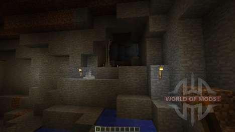 CaveBiomes [1.7.10] für Minecraft
