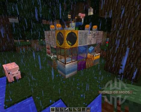 Xcom Resource Pack Project [32x][1.8.8] pour Minecraft