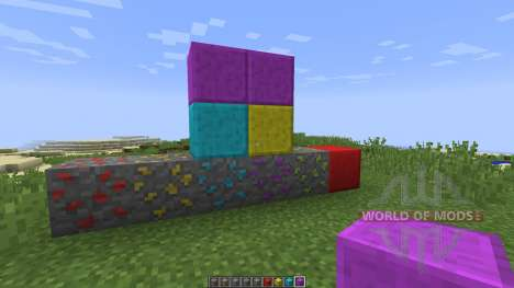 Rock Candy [1.8] pour Minecraft