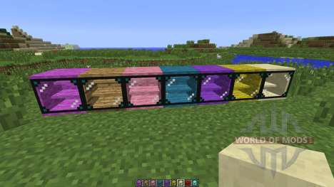Cabinets Reloaded [1.6.4] pour Minecraft