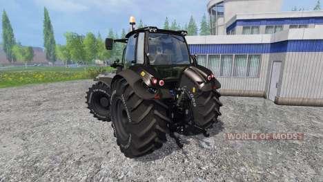 Deutz-Fahr Agrotron 7250 TTV warrior pour Farming Simulator 2015