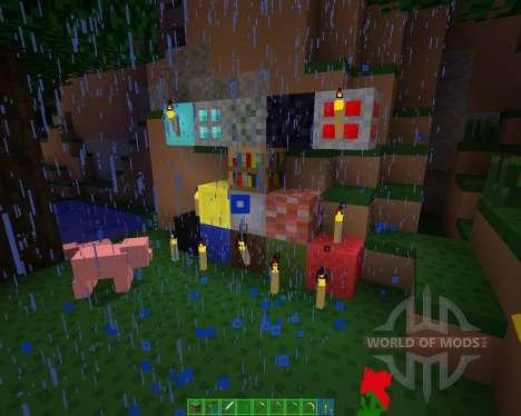 GrokPack [16x][1.8.8] für Minecraft