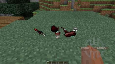 Ray Gun [1.7.2] für Minecraft