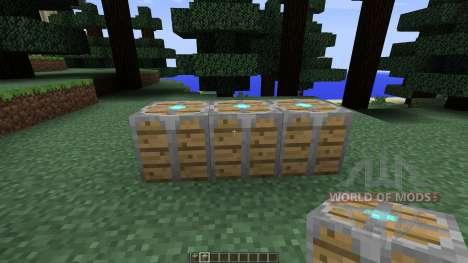 Deconstruction Table [1.7.10] für Minecraft