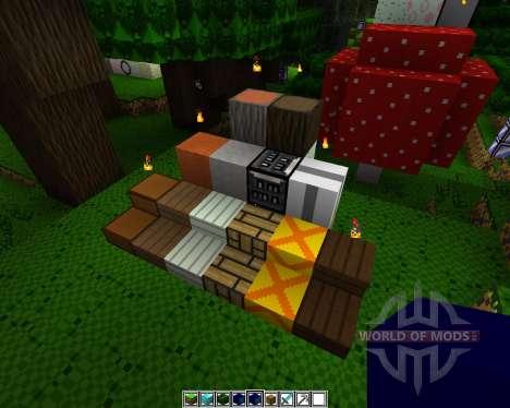 TexturePack Kanto [16x][1.8.1] für Minecraft