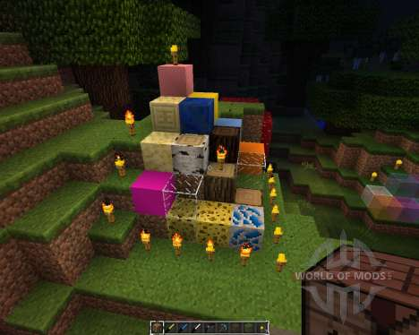 LovePackMC [16x][1.8.1] pour Minecraft
